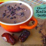 Decadent Chocolate Kefir Smoothie