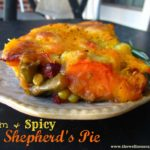"<FONT COLOR=""01A9DB"">Warm and Spicy Shepherd's Pie</FONT>"