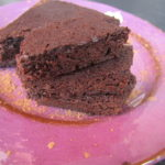 "<FONT COLOR=""01A9DB"">Flourless Chocolate Brownies</FONT>"