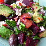 "<FONT COLOR=""01A9DB"">Recipe for a vibrant, delish, (non-boring!) salad</FONT>"
