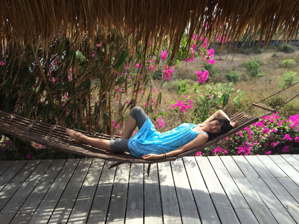 lazy hammock days