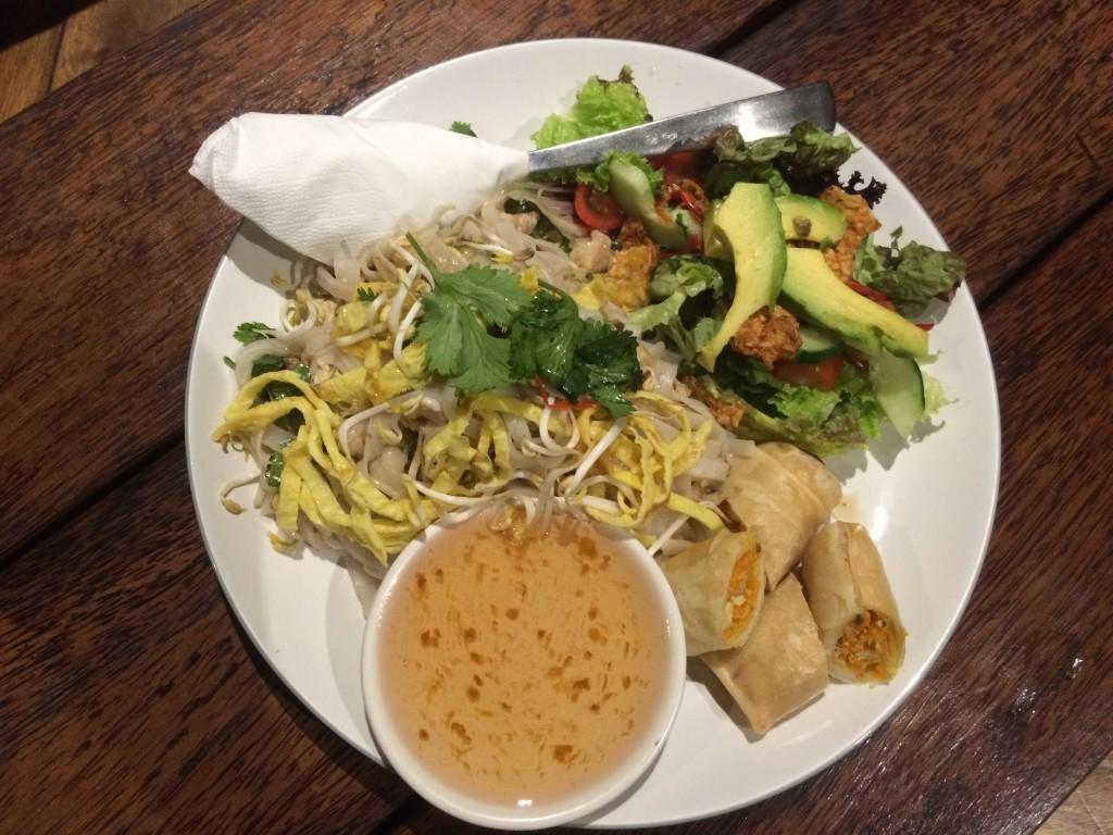Balinese eats
