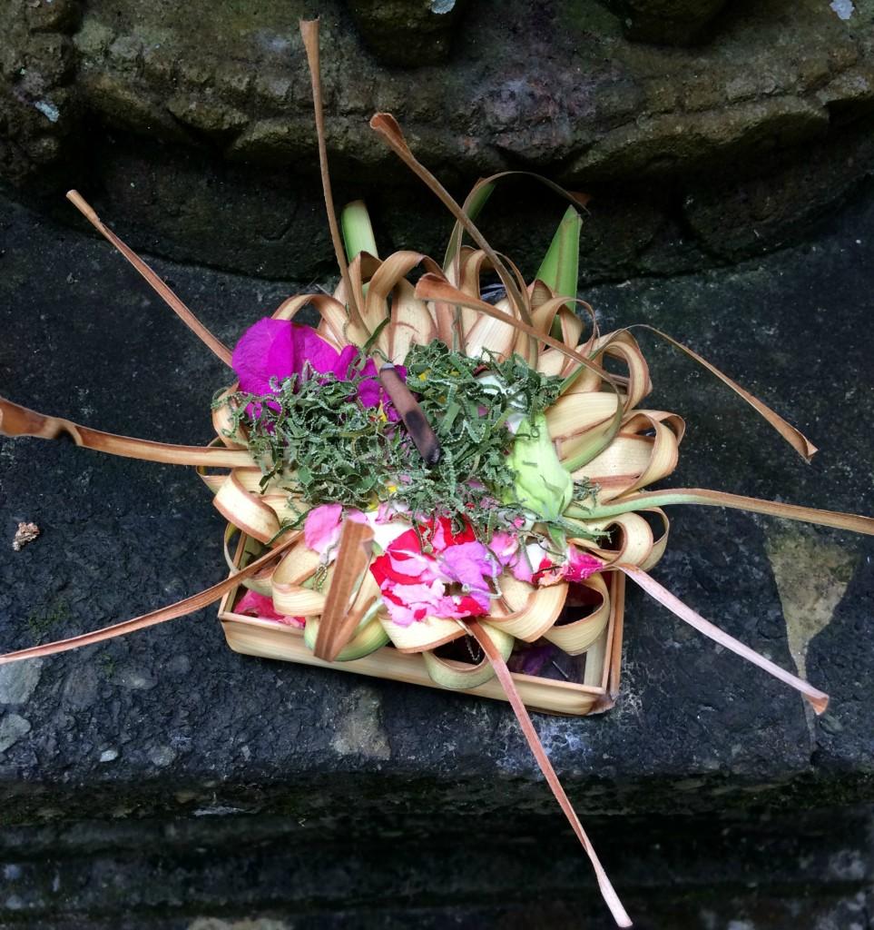 Bali canang sari