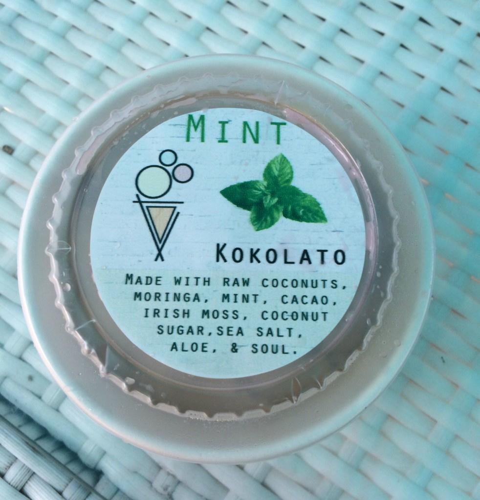 kokolato ice cream in Bali