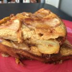 Amazing german apple pancake! (gluten-free)