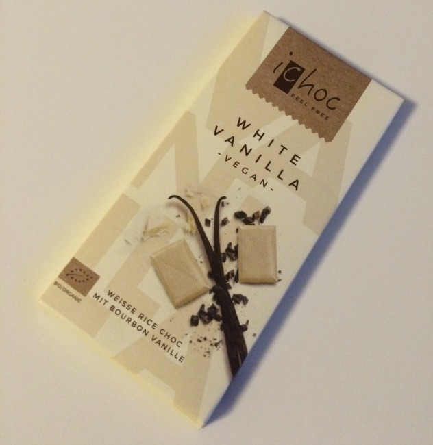 White chocolate... you are one of my greatest weaknesses...