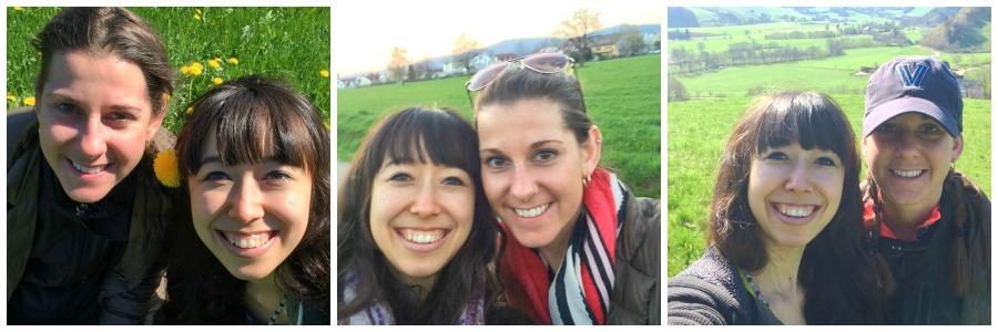 A fellow classmate turned Freiburg travel buddy :)