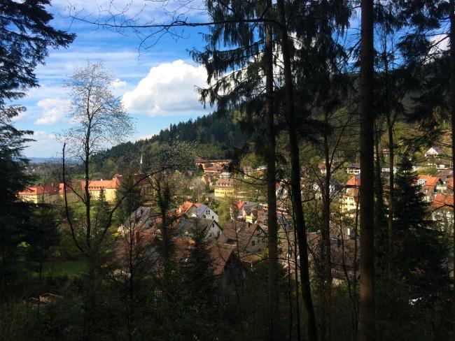 Adventure through Freiburg