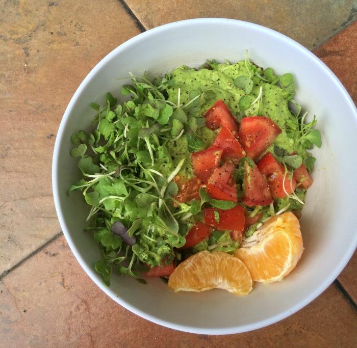 Going raw, low-fat vegan