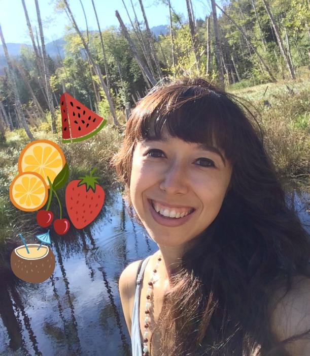 Diet update on eating fully raw vegan