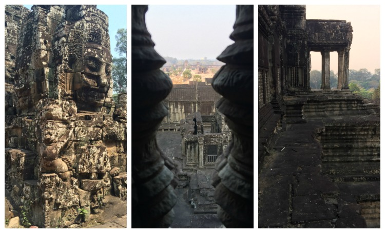Backpacking Angkor Wat