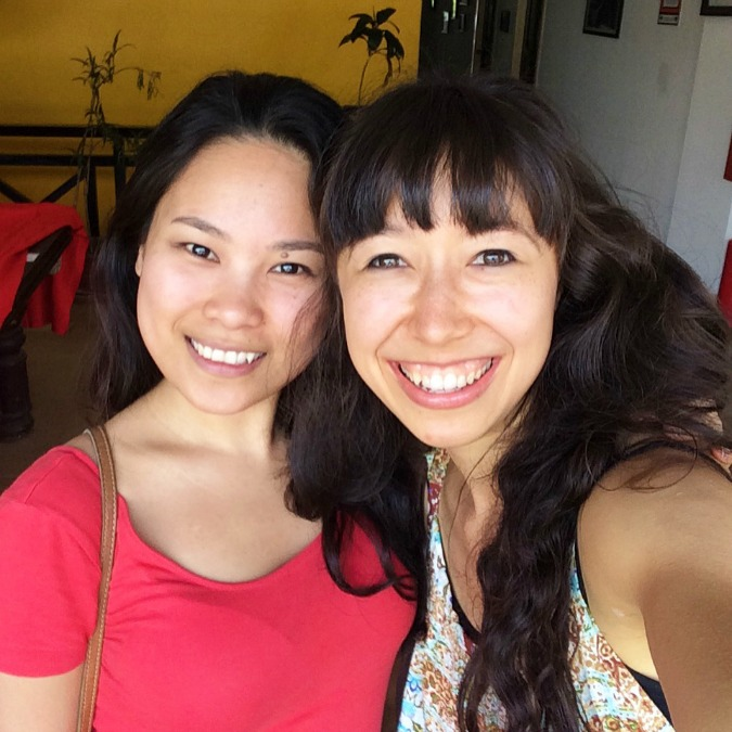 Meeting a soul sister in Cambodia