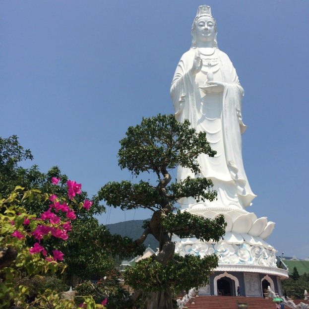 Lady Buddha in Vietnam