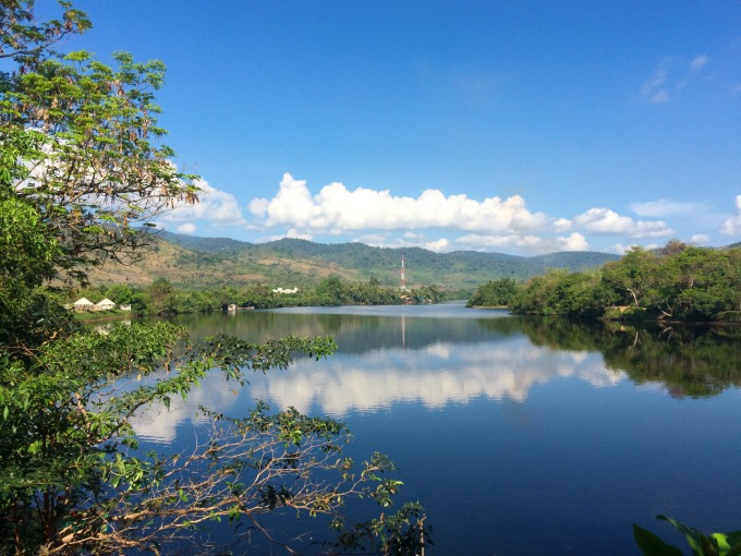 Backpacking in Kampot