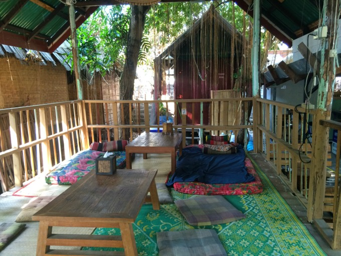 Raw vegan hangouts in Chiang Mai