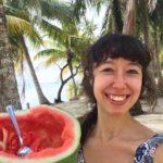 Eating raw vegan in Belize